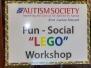 First LEGO Workshop - April 2013